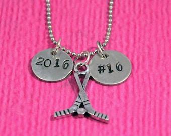 Field Hockey Necklace | Field Hockey Gifts | Gift for Field Hockey | Field Hockey Gift for Girl | Field Hockey Charm | Field Hockey Jewelry