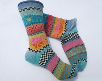 Colourful Socks Sorena Gr. 38/39