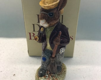 "Vintage Royal Doulton Mr. Bunnykins ""Autumn Days"" Figurine"