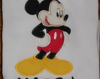 Boys Mouse Shirt, Birthday