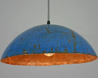 Lampshade Post-oil