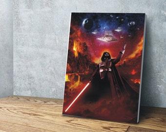 Darth Vader Canvas