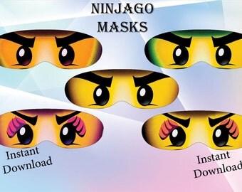 ninjago augen   etsy