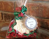 Christmas Soaps Snowflake Stocking Stuffers Teacher Gifts