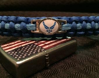 US AIR FORCE Paracord Bracelet
