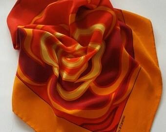 Roberta di Camerino vintage scarf