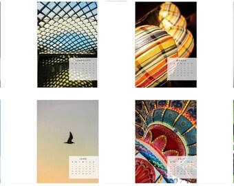 2017 Photography Easel Calendar