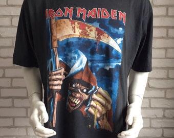 Rare vintage 1995 Iron Maiden t shirt