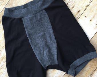 Men's custom made boxer briefs, men's boxerwear, men's briefs, men's underwear, homemade boxers, mens boxers, cotton boxers