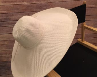 SUPER LARGE FLOPPY  hat as shown