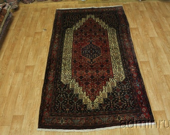 Antique Rare Gholtogh Zanjan Persian Oriental Area Rug Carpet Clearance 5X10