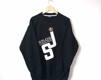 On Sale!! SEAN JOHN Collection Jumper Sweatshirt Hip Hop Style Swag Size XL