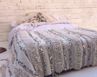Moroccan Wedding Blanket-Handira