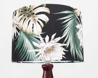 Monstera Cereus 30cm Lampshade Tropical Palm