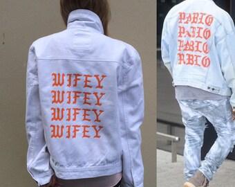 Custom Printed Denim Jackets