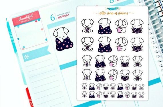 Bloom Gizmos, EC Gizmo Stickers, Planner Stickers, Stickers For Planners, Planner Decor, Hand Drawn Planner Stickers, Doodle Stickers