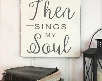 """Hymn wall art 