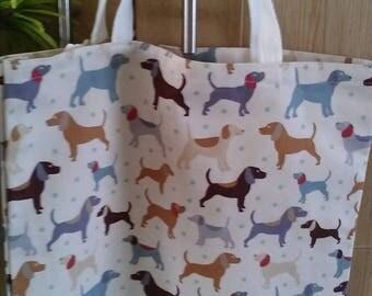 Tote Bag - Dog quality fabric