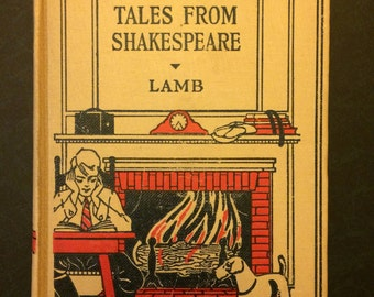Tales From Shakespeare by Charles and Mary Lamb HC