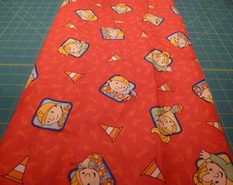 bob the builder fabric 1 yd