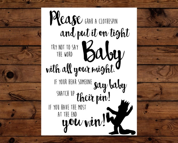 where the wild things are baby shower by beherenowdesign