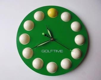 VTG clock GOLF TIME