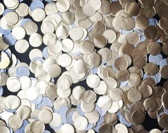 Gold Tissue Paper Confetti