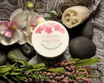 Fresh Floral Body Polish