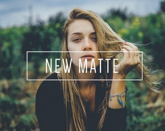 New Matte Indie Muse Collection 3 Presets  4 Tool Presets 9 LR Brushes Lightroom Presets for Professional Results by LouMarksPhoto