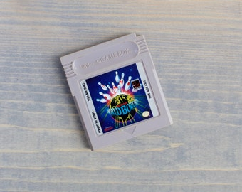 World Bowling Gameboy Game - WORKS