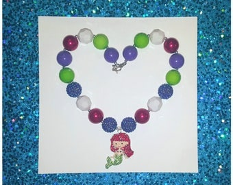 Princess Under the Sea Necklace