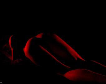 Giclée Print of Erotic Fine Art Photograph: Love Me #2, 2006