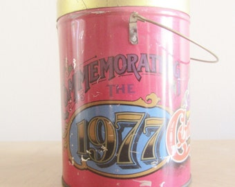 Vintage Tin Can Container Collectors Association 70s