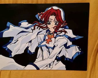 Trinity blood picture hand made