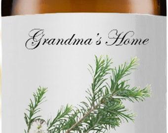 Cajeput Oil - 5mL+ - Grandma's Home 100% Pure and Natural Theraputic Aromatherapy Grade Essential Oils