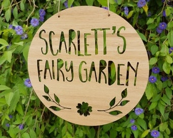 Personalized garden sign Etsy AU