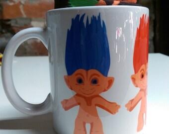 Troll Doll Mug