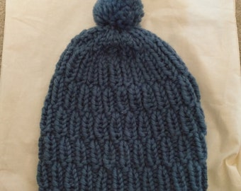 Warm winter beanie