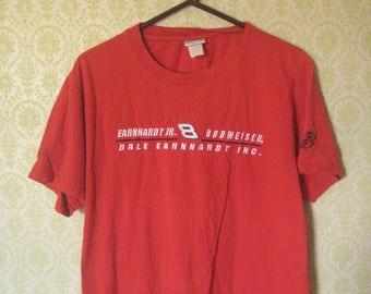DALE EARNHARDT JR. Tshirt