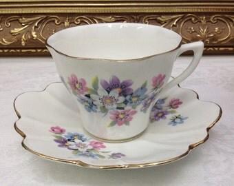 Lefton teacup and saucer