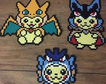 Pokemon Sprite Perler Beads