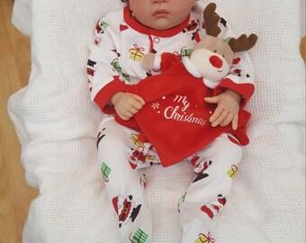 Reborn baby Made to order Custom made Jo by Linda Murray