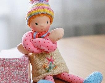 Handmade doll