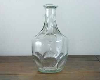 Vintage Genuine Jack Daniels Decanter Bottle Belle of Lincoln