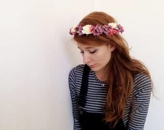 Flowers crown Sophie