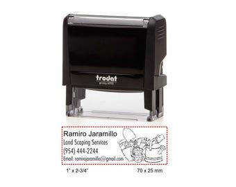 Trodat 4915 (Self Inking Rubber Stamp)