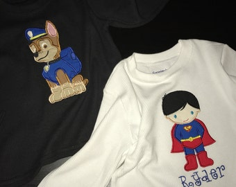 made to order shirts with or without name