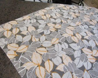 Table cloth or  Table scarf, Rectangle, Organic print