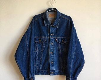 Jacket Levi's Vintage 80's