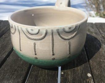Oversize Soup Mugs